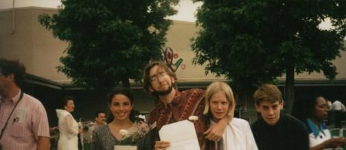 Monica, Kenny, Bryan and Matt
