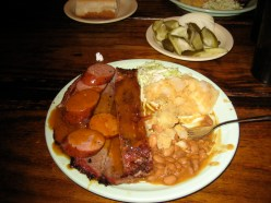 Ribs, Sausage & Brisket