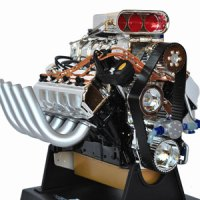model hemi engine