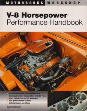 V8 Horsepower Performance Handbook