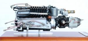 Auto Union V16 engine