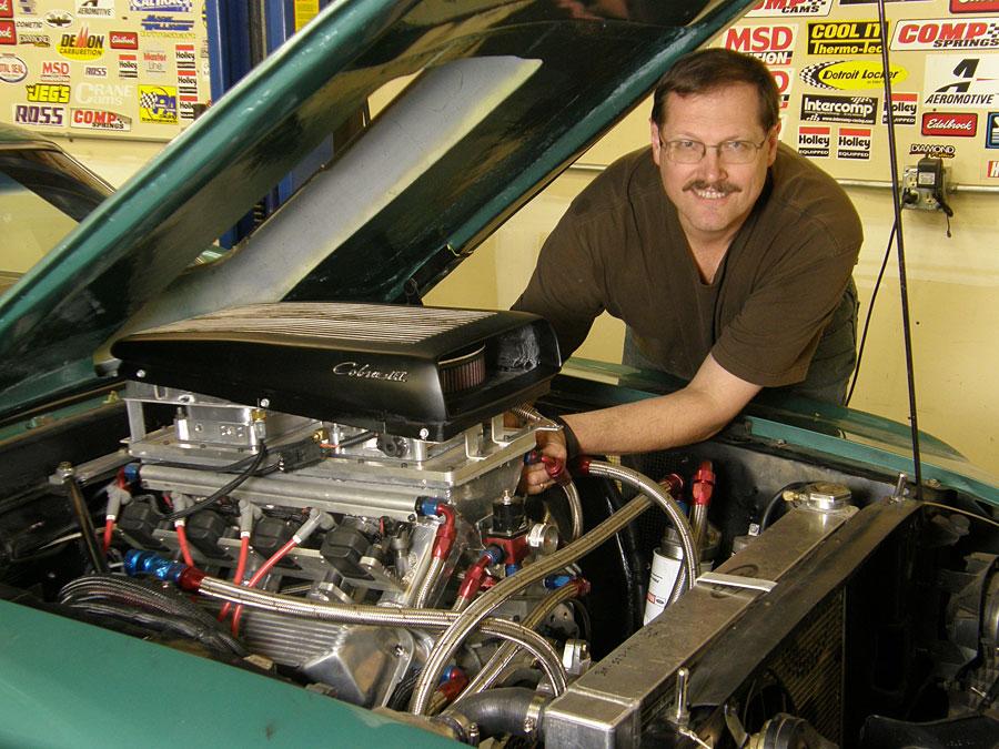 Alternate Supercars Ford FE Engine Power Secrets - Alternate Supercars