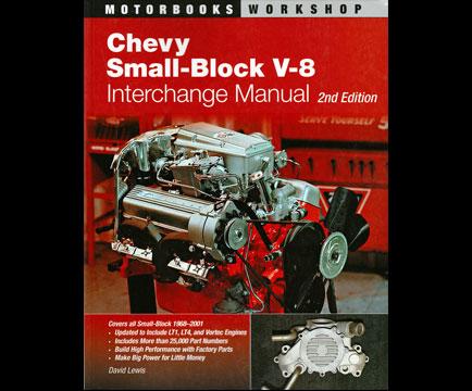 ford engine parts interchange manual
