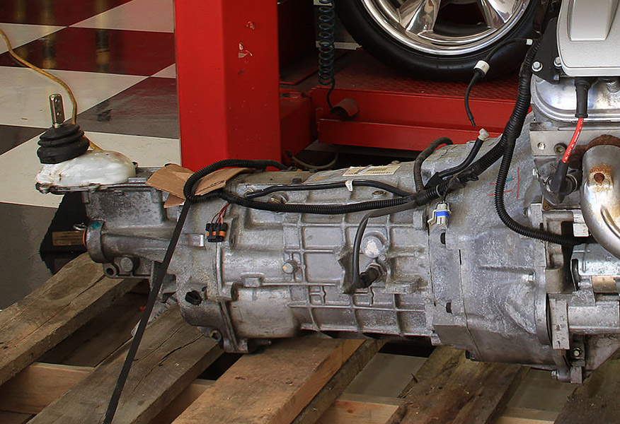 T56 transmission