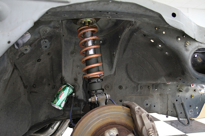 coil over shocks