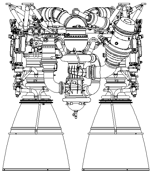 Russian Space Engines