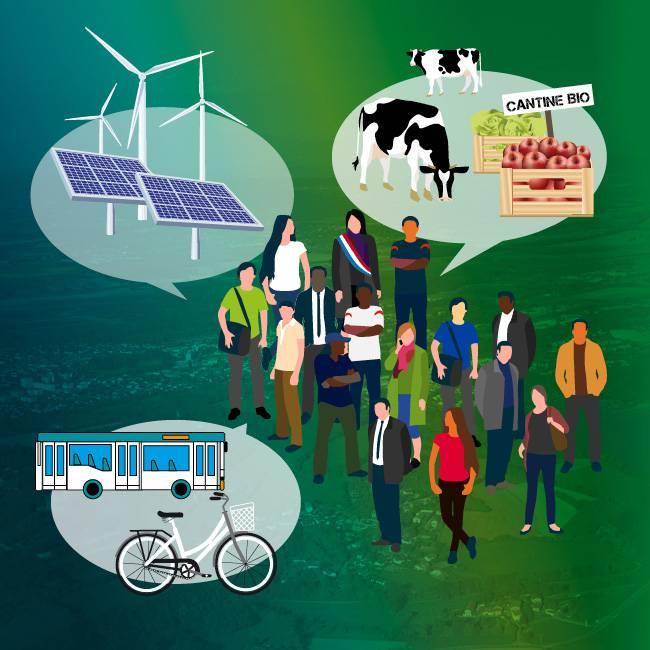 Campagne « Alternatives Territoriales » : la transition écologique et sociale des territoires !
