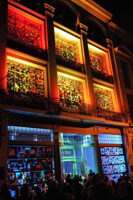 l'Alternativa @ CCE Montevideo Julio 2014
