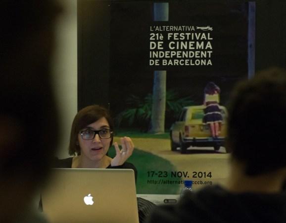 L'Alternativa 2014 - Maria Cañas
