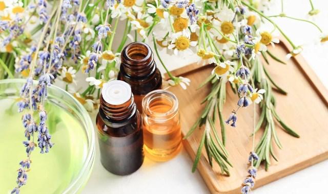 Mal de dos huiles essentielles
