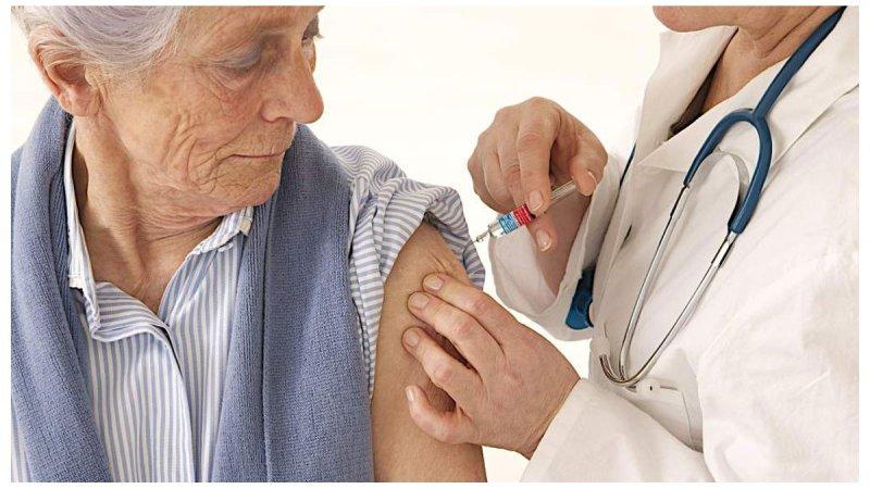 PAMI vacuna contra la Gripe a las personas mayores de las residencias de larga estadía y trabajadores de la salud