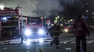 Hurlingham: Se decretó duelo municipal por el fallecimiento del comandante de bomberos Ariel Vázquez, vecino del distrito