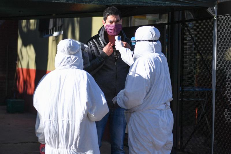 San Fernando ya realizó 32 mil controles en los Operativos de Detección de coronavirus