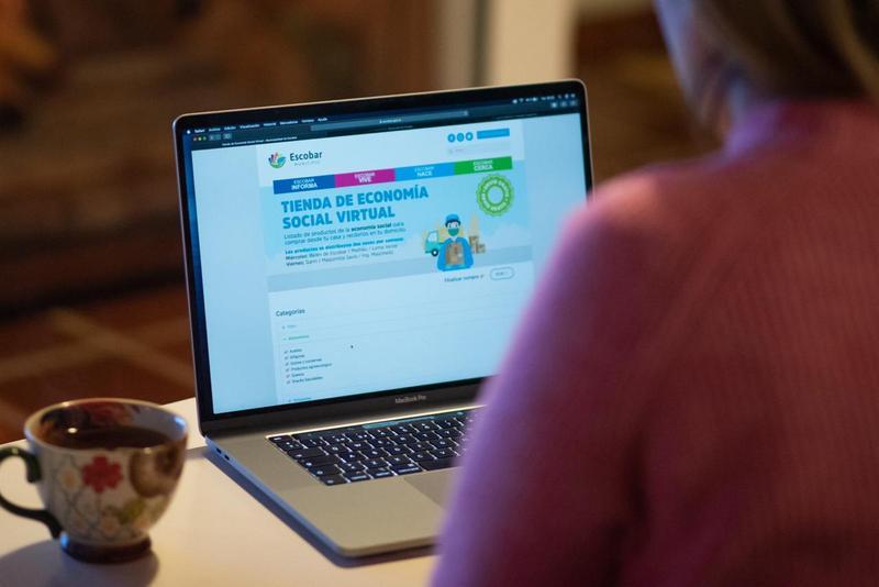 A tres meses de su lanzamiento, la Tienda Virtual de la Economía Social realizó más de 1000 entregas a domicilio