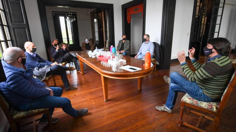 San Fernando y los clubes náuticos acordaron protocolos por la habilitación de deportes de vela