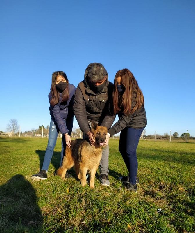 Escobar, la campaña municipal #AdoptáNoCompres llegó a las 100 adopciones de mascotas