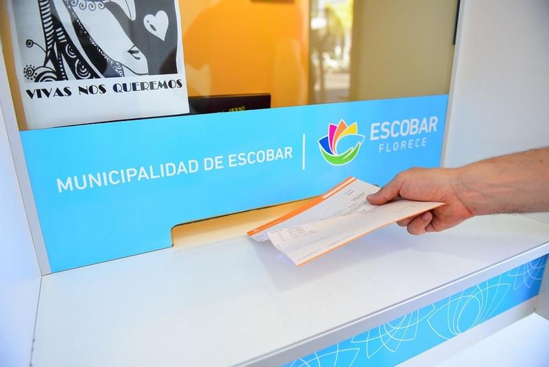 La Municipalidad de Escobar lanzó una nueva etapa de la moratoria con más facilidades para el pago de las tasas
