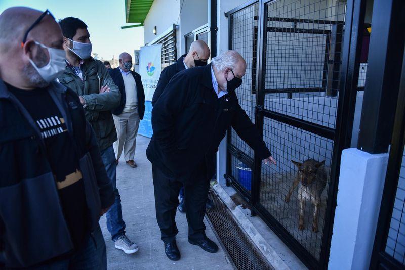 La Municipalidad de Escobar firmó un convenio con el Ministerio de Salud de la Nación para promover la tenencia responsable de mascotas