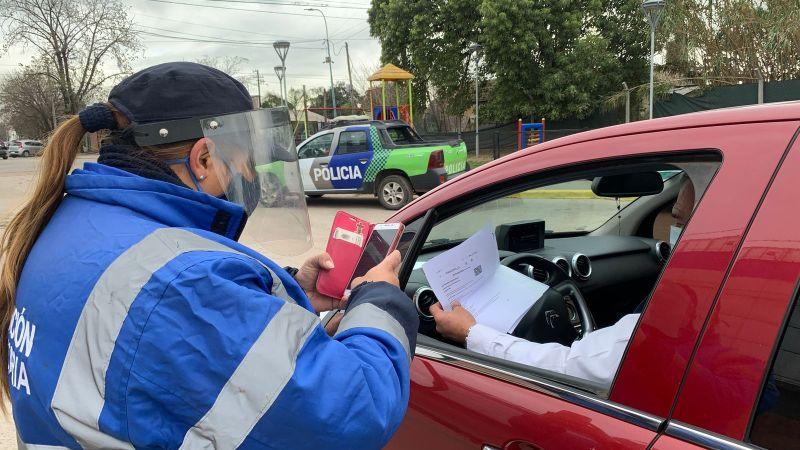 La Municipalidad de Escobar utilizará un sistema digital para reemplazar las multas en papel, de las actas contravencionales