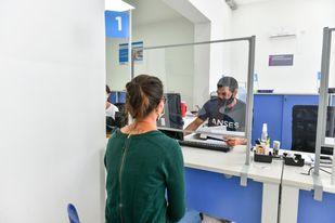 Más de mil personas fueron atendidas durante la primera semana de funcionamiento de la nueva oficina de ANSES en Garín