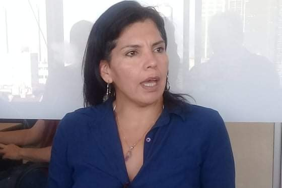 """Lorena Trejo: """"Con Máximo ponemos en valor a la militancia de la Provincia"""""""