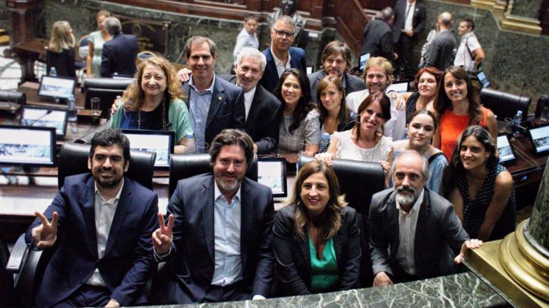 El Bloque del Frente de Todos expresa preocupación por el rechazo al diálogo de Larreta con el Gobierno Nacional