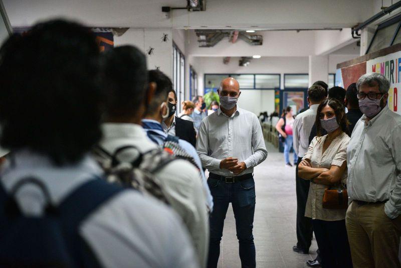 Más de 150 jóvenes del partido de Escobar iniciaron el proceso de formación y evaluación para incorporarse a la Policía de la Provincia