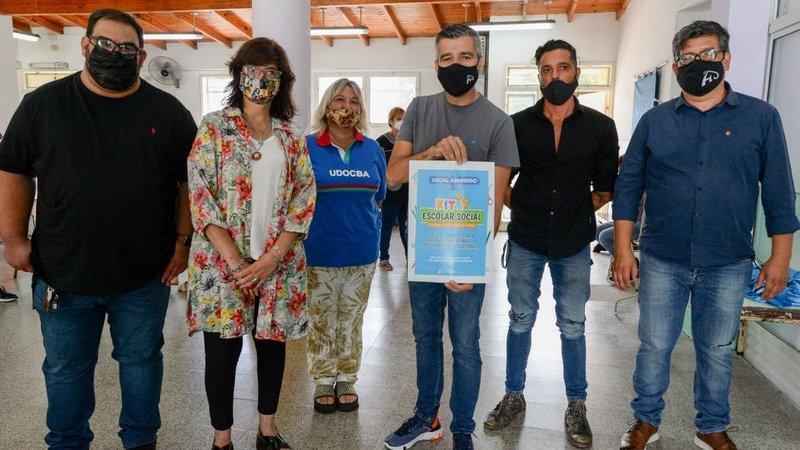 "Zabaleta relanzó el ""Kit Escolar Social"" con artículos de librería a precios accesibles"