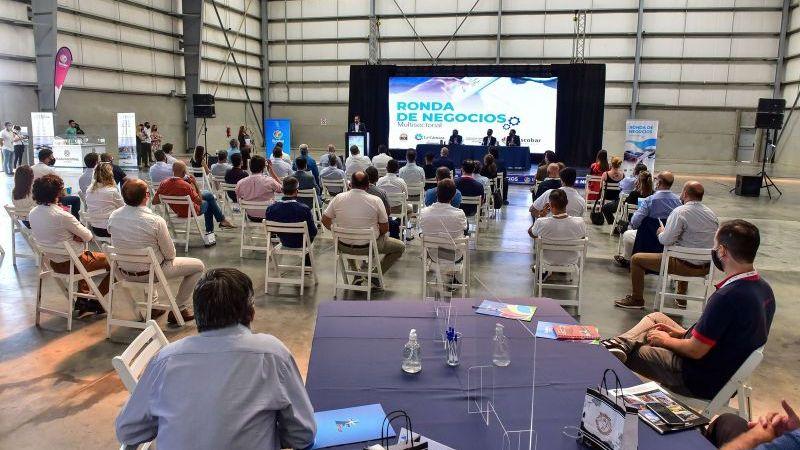 Con la participación de Ariel Sujarchuk y 190 empresas, se realizó la segunda edición de la Ronda de Negocios Multisectorial y Jornada PyME 2021 del partido de Escobar