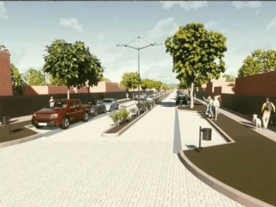 Exaltación, mañana arrancan las Obras de Avenida Belgrano