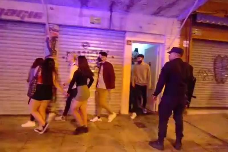 San Fernando desarticuló 19 fiestas clandestinas desde Semana Santa y aplicará fuertes multas