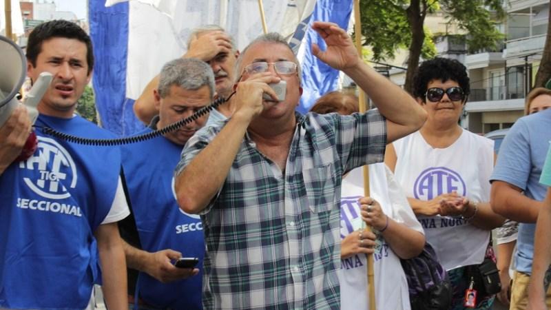 ATE Zona Norte pide la reapertura de paritaria al municipio de Vicente López
