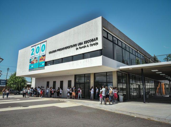 Comenzó el curso de ingreso 2021 para el colegio preuniversitario Ramón A. Cereijo