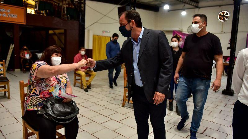 Covid-19: más de 18 mil personas ya fueron vacunadas en el partido de Escobar durante los distintos operativos realizados en el distrito