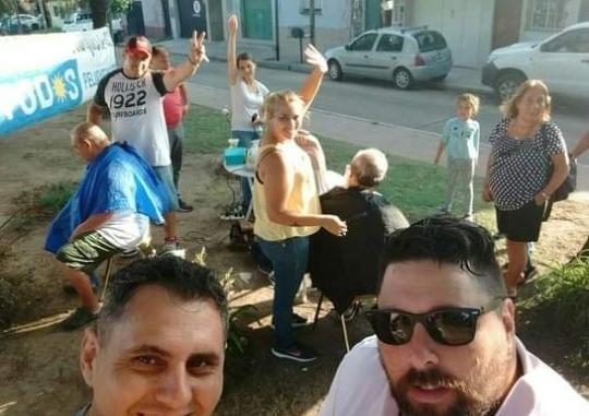 Por la Pandemia, se reprograman las jornadas de Peluquería gratis en San Fernando