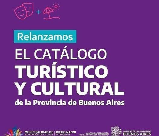 Catálogo Turístico y Cultural de la Provincia de Buenos Aires