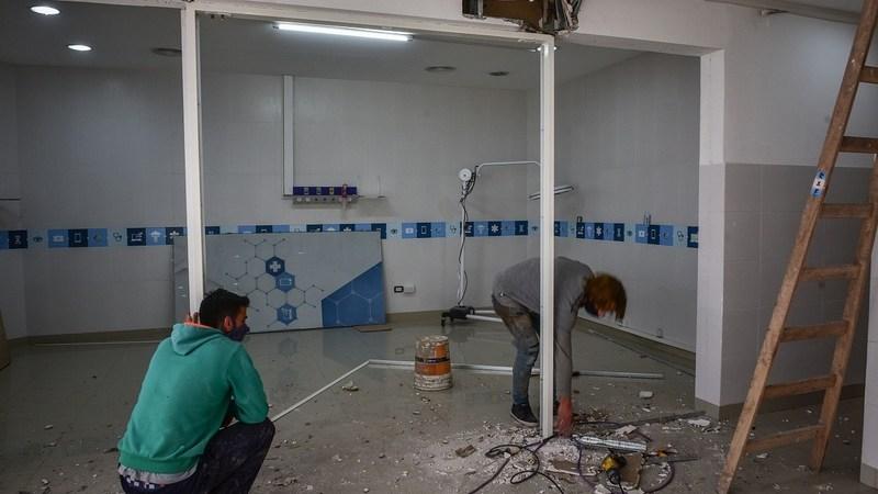 La Municipalidad crea un sector de oncología en el Hospital Néstor Carlos Kirchner, refacciona el Hogar de Ancianas y construye una base de ambulancias en el CAPS Lalli