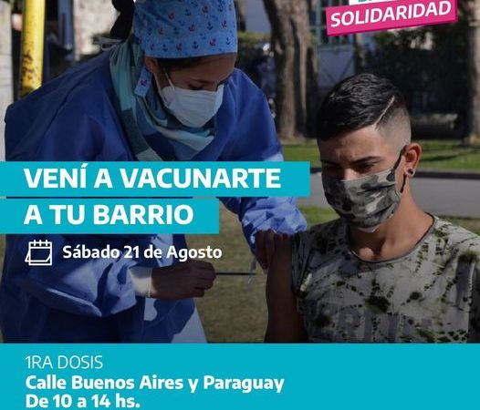 Los Cardales, la Posta Itinerante llega al barrio Solidaridad