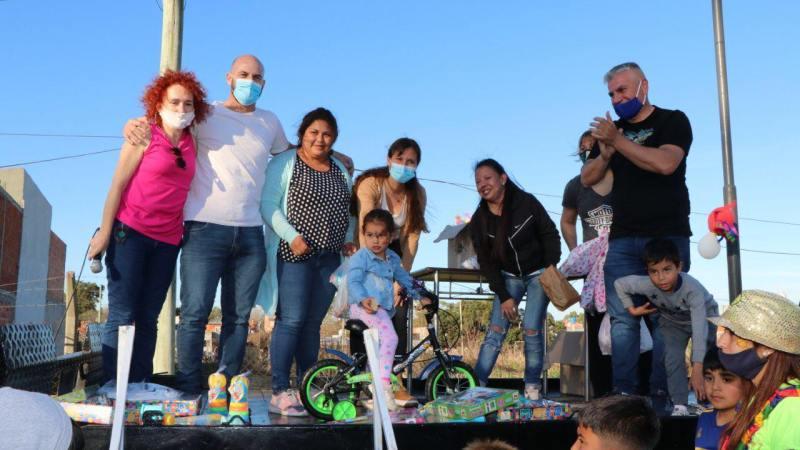 Grandes festejos por el Día de las Infancias en Don Torcuato