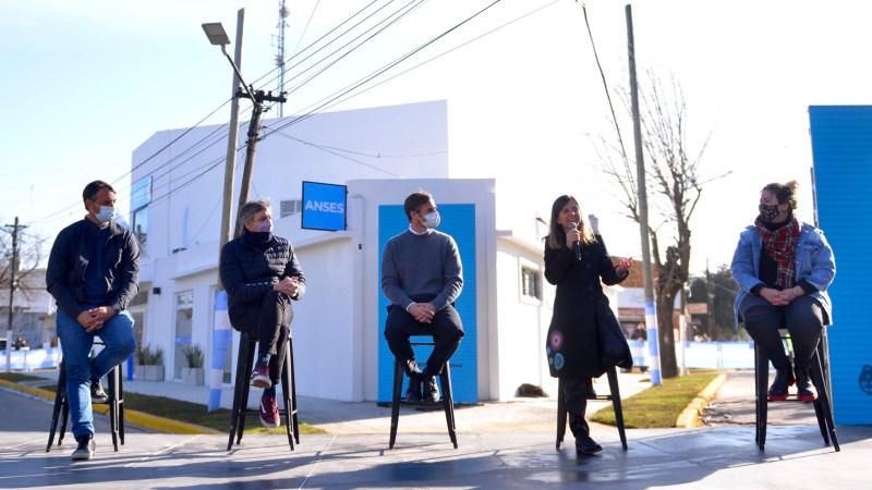 La ANSES inauguró una Nueva Oficina en Pilar