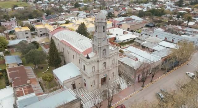 Exaltación, el Municipio avanza con la puesta en valor de Edificios Históricos