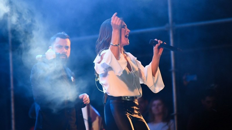 Soledad se suma a Los Palmeras y Duki en la grilla de artistas que actuarán en Expo Escobar