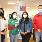Gimnasta copiapina Martina Espejo se prepara para el Sudamericano de Colombia
