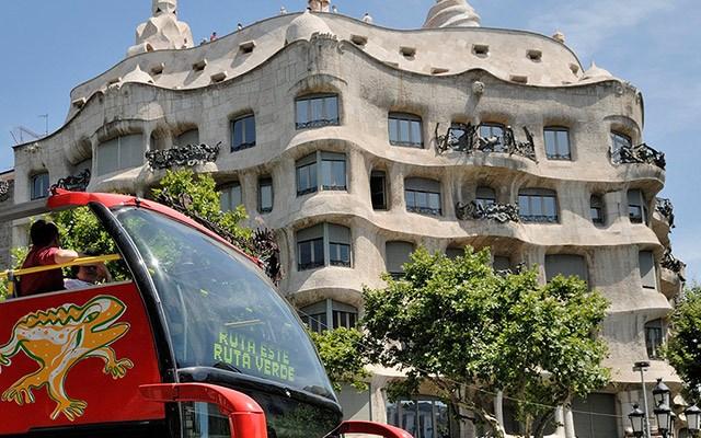 barcelona city bus- tickets barcelona