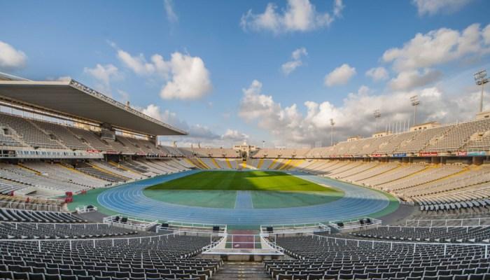 estadi olimpic empy stadium