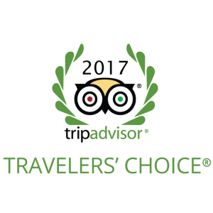 2017 trip advisor travelers choice