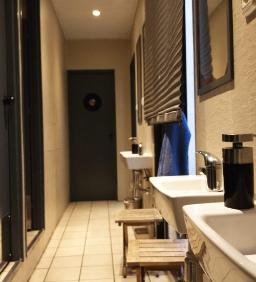 the bathroom at acyh- book your stay