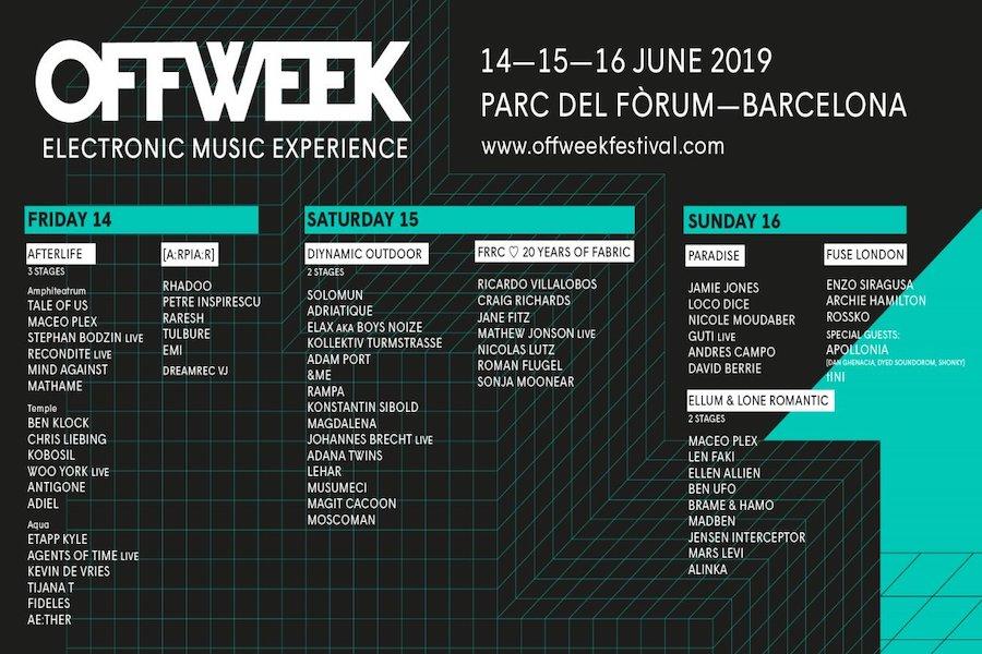 Off Week Festival