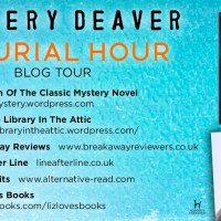 "#Review: ""The Burial Hour"" The Jeffery Deaver Blog Tour!"