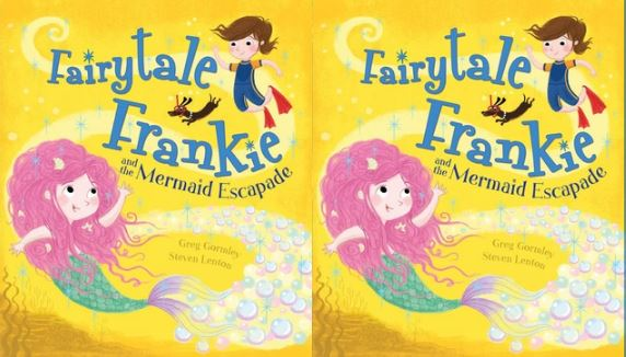 #Review: #FairytaleFrankie and the Mermaid Escapade!
